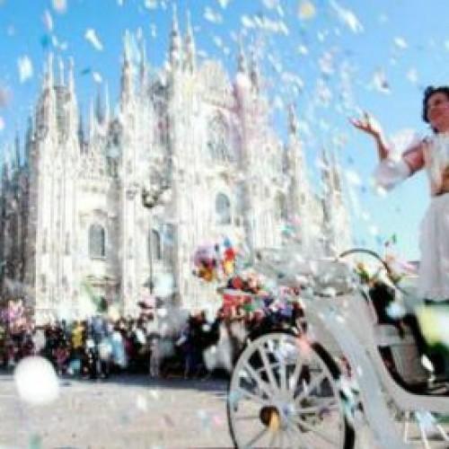 Il Carnevale ambrosiano di Milano: ecco il programma della festa e i dolci tipici (dai farsòe ai làciàditt)