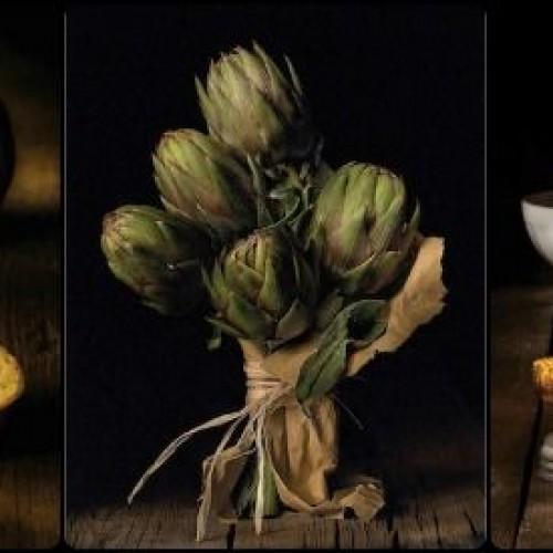 Le fotografie di Renato Marcialis ispirate al cibo (e a Caravaggio) in mostra a Milano per Expo2015