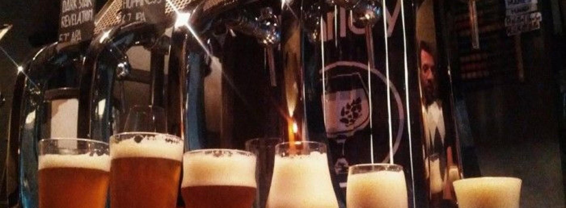 Festa delle birre artigianali questa sera da Eataly Roma. E alla Limonaia di Villa Torlonia c'è FrankenBierFest