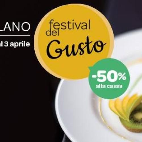 The Fork al Festival del Gusto a Milano: la cucina dei migliori chef a metà prezzo