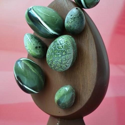 Uova di Pasqua a Firenze 2015: artigianali, vegane, fai da te, sotto vetro e alla coque