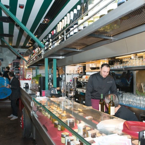 Banco 39 a Roma, lo street food dei Parioli