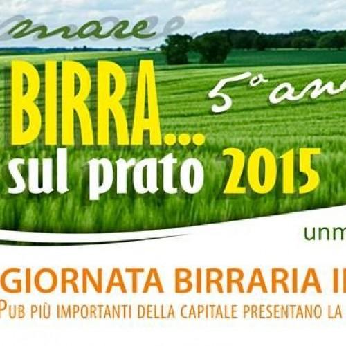 Un mare di birra a Roma 2015: birra artigianale, formaggi e focacce all'Agriturismo 4.5