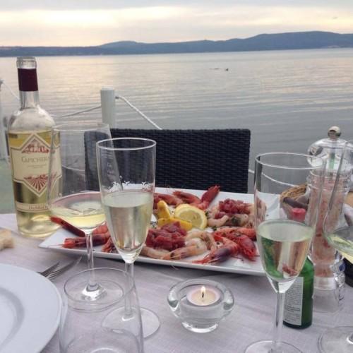 Where to eat on Lake Bracciano, Trevignano and Anguillara: 5 restaurants close to Rome