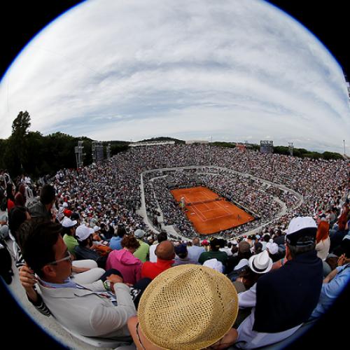 Dove mangiare agli Internazionali di Tennis Roma 2015: burger, mozzarelle e fritti a volontà