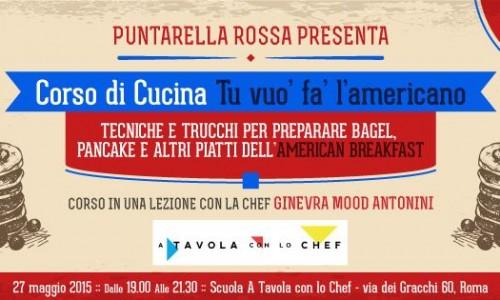 Corsi archivi puntarella rossa - Cucina americana roma ...