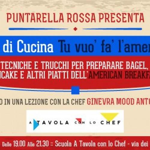 Corso di cucina vegana a roma 19 maggio 2016 puntarella rossa - Cucina americana roma ...
