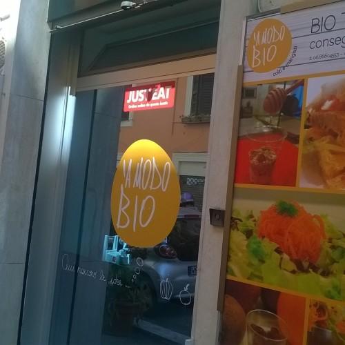 A Modo Bio a Roma, pausa pranzo e take away 'green' nella nuova apertura a due passi dal Vaticano