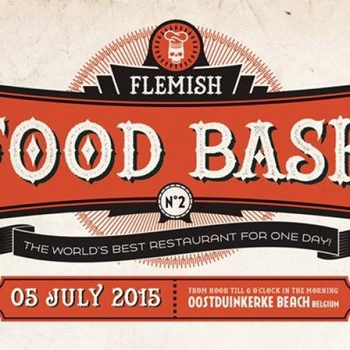 Flemish Food Bash, il 5 luglio in Belgio il miglior ristorante del mondo per un giorno