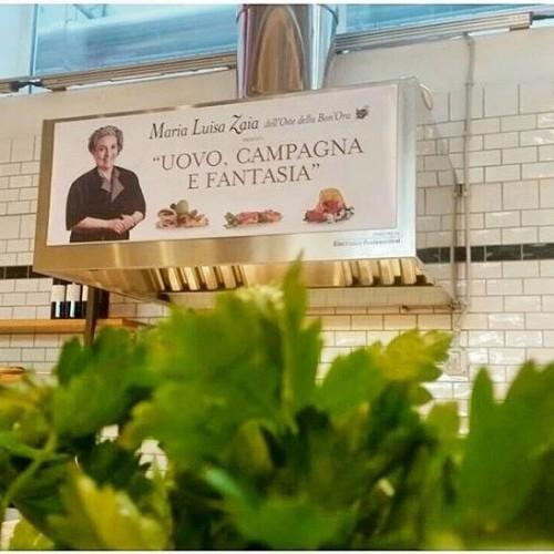 L'Oste della Bon'Ora il temporary restaurant di giugno da Eataly Roma