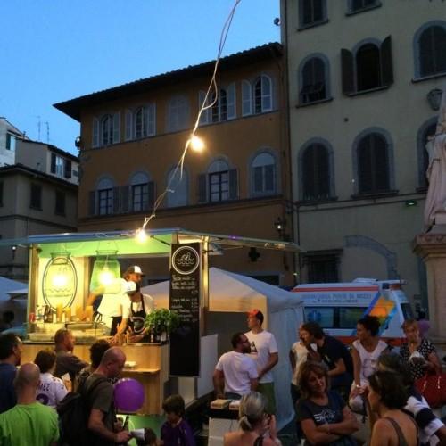 Pescepane, a Firenze il primo street food itinerante di solo pesce