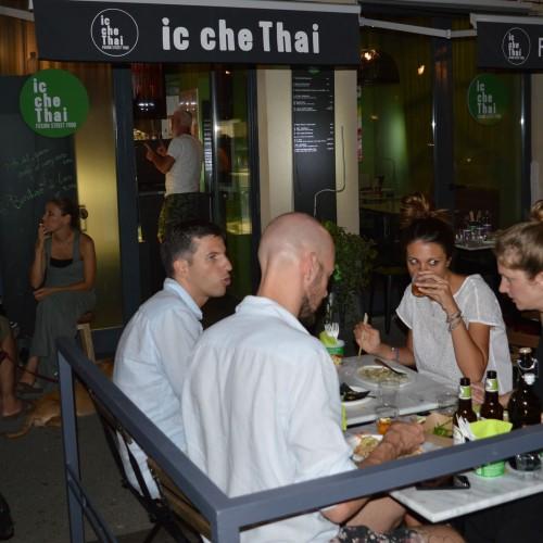 Ic Che Thai a Firenze, lo street food incontra la cucina etnica