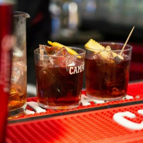 I migliori Negroni di Roma in bar, hotel e speakeasy