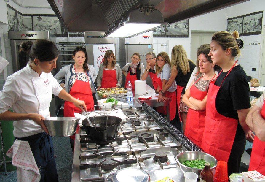 corsi cucina roma 2016
