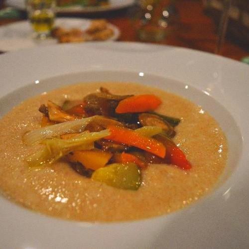 Il Fico a Firenze, il nuovo ristorante dove l'orto si trasforma in piatti gourmet