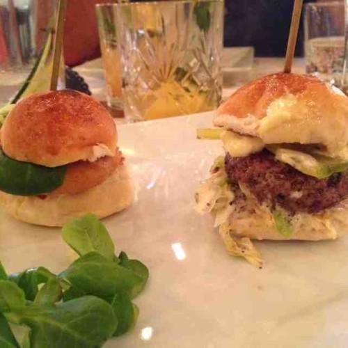 Ted Roma, burger&lobster nel nuovo american bar del quartiere Prati