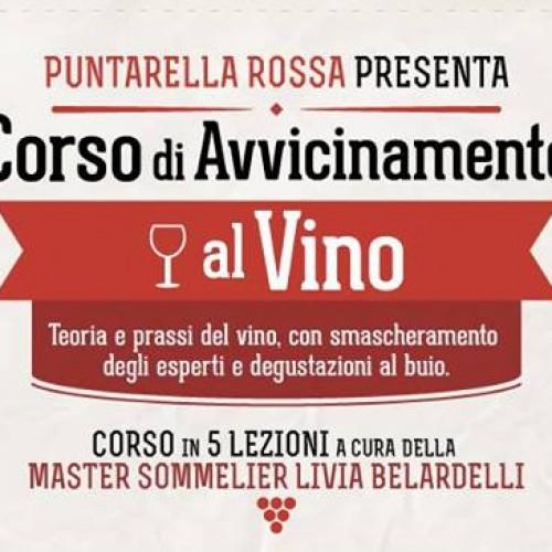 Corso di avvicinamento al vino a Roma, si ricomincia da fine settembre