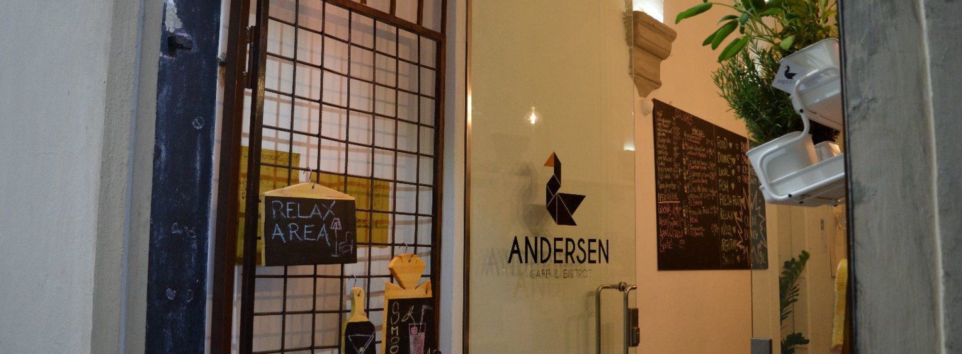 Andersen Cafe a Firenze, il bar bistrot family friendly dal sapore nordico