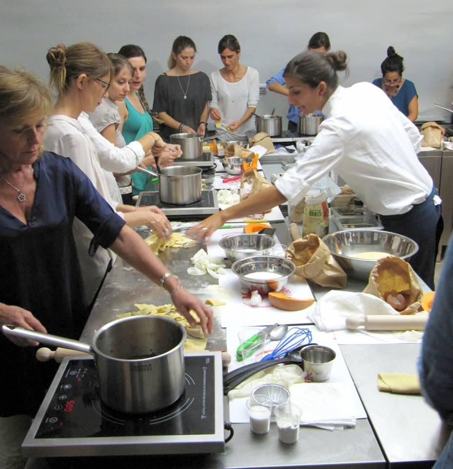 Corsi di cucina roma food wine academy puntarella rossa - Corsi di cucina genova ...
