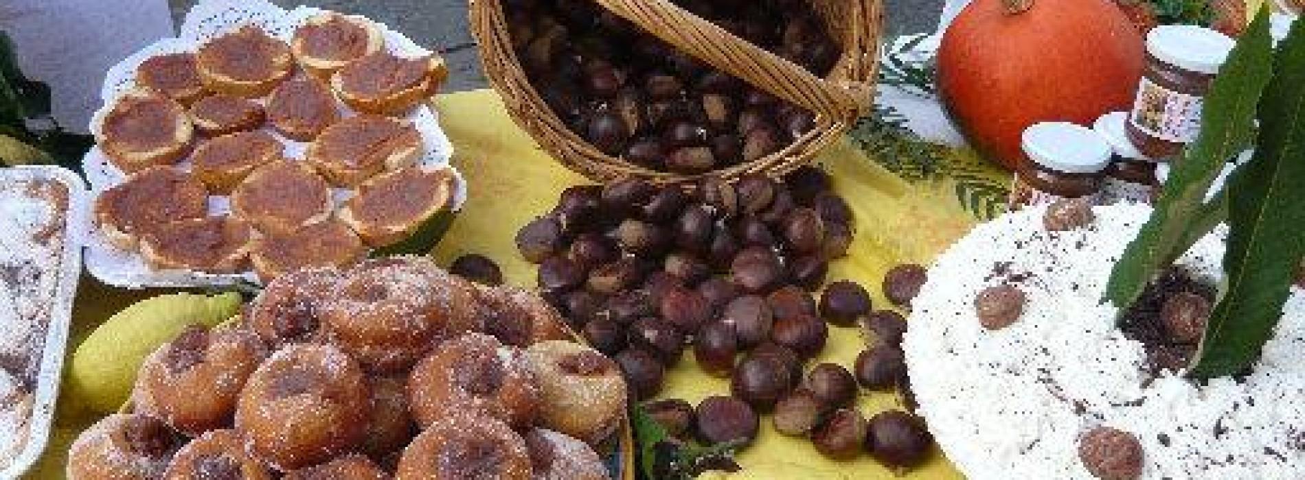 Sagre Lazio novembre 2015: cinque feste della castagna e del vino nel primo weekend del mese