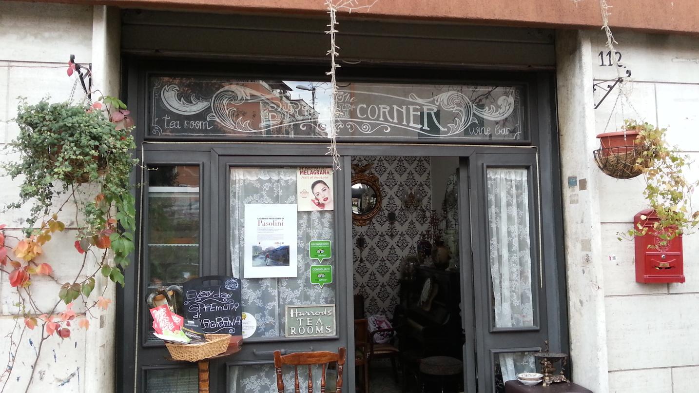 British corner roma una sala da t al pigneto - British institute milano porta venezia ...