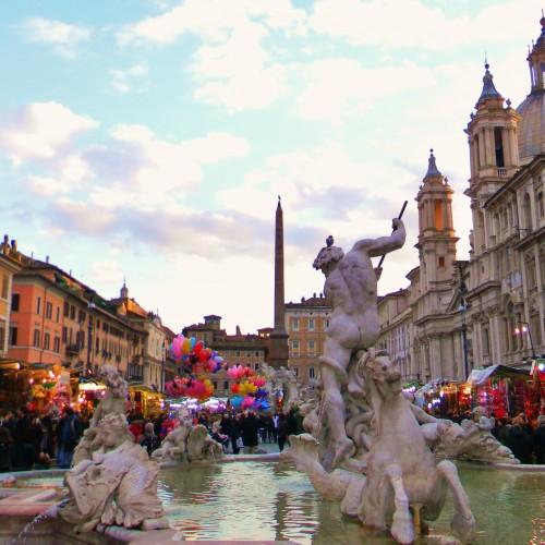 Mercato di piazza Navona a Roma: Tredicine sì, Bowerman no
