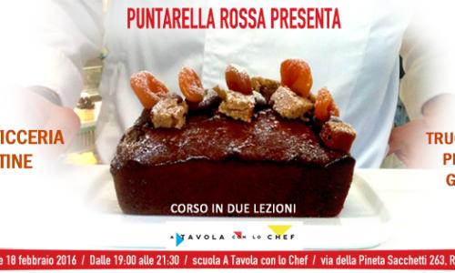 Corso Gluten Free Pasticceria a Roma