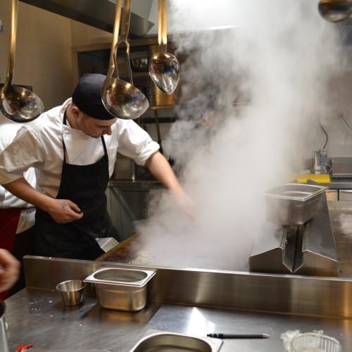 Plancha Roma, cucina orientale e sapori mediterranei alla piastra