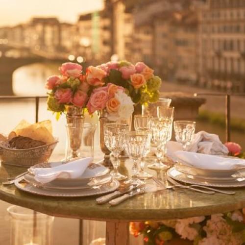 Ristoranti romantici Firenze, a cena con l'arte