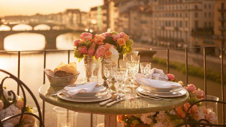 Ristoranti romantici firenze a cena con l 39 arte - Corsi di cucina genova ...