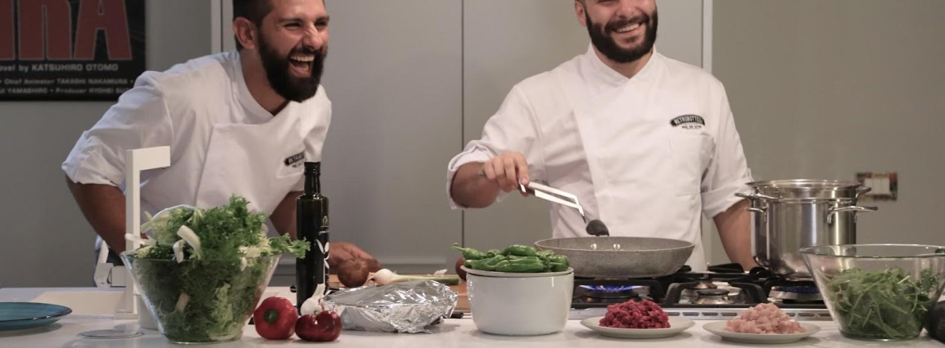Retrobottega Roma, cucina conviviale (senza sprechi e senza camerieri)
