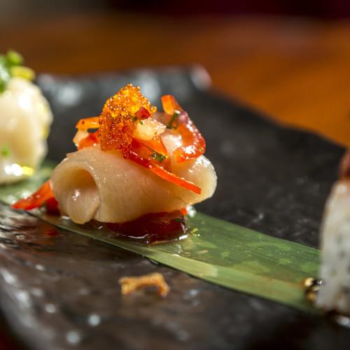 Me Geisha Roma, un ristorante giapponese luxury, con un tocco fusion