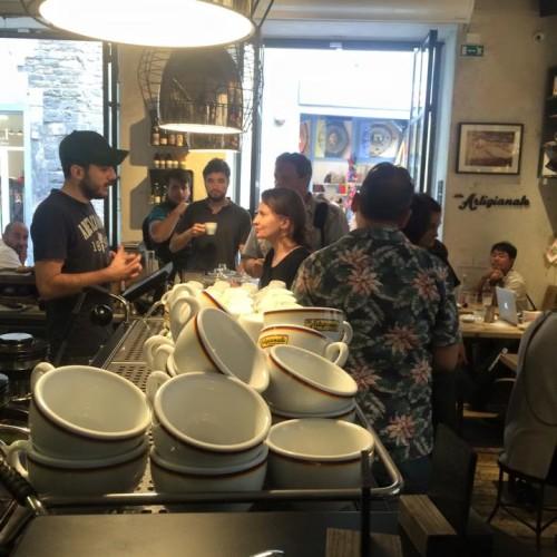 Le migliori colazioni a Firenze: caffè, giornale e pasticcini