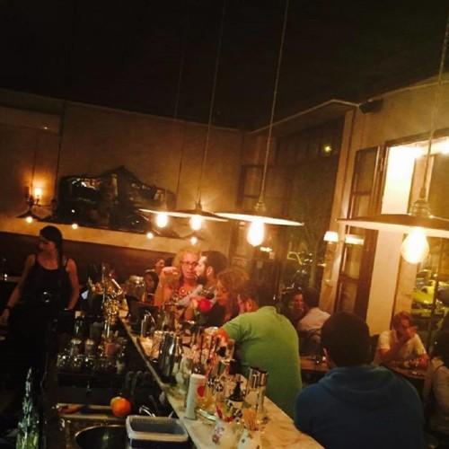 Eventi Roma gennaio 2016: verticale di Fiano da Mostò, body painting da Mercat Bistrot & Old Bar