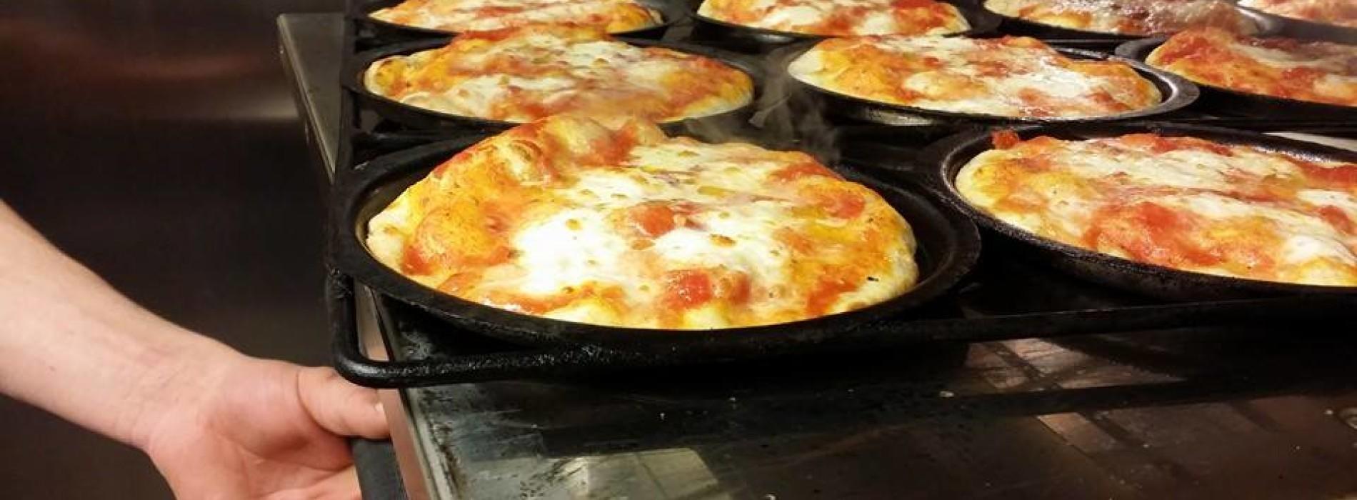 Pizza Trieste a Roma: la pizzetta d'asporto abruzzese che mancava a Monti