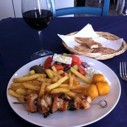 Kalimera Firenze, l'angolo greco della cucina mediterranea
