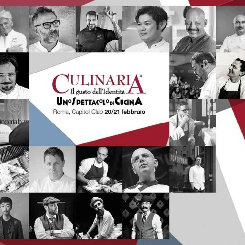 Culinaria 2016 a Roma: spettacoli di cucina, grandi chef e tanta solidarietà