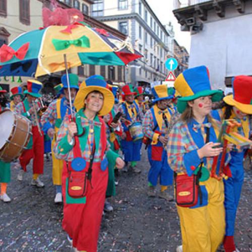 Sagre Lazio febbraio 2016: Carnevale storico a Ronciglione e festa della polenta a Sermoneta