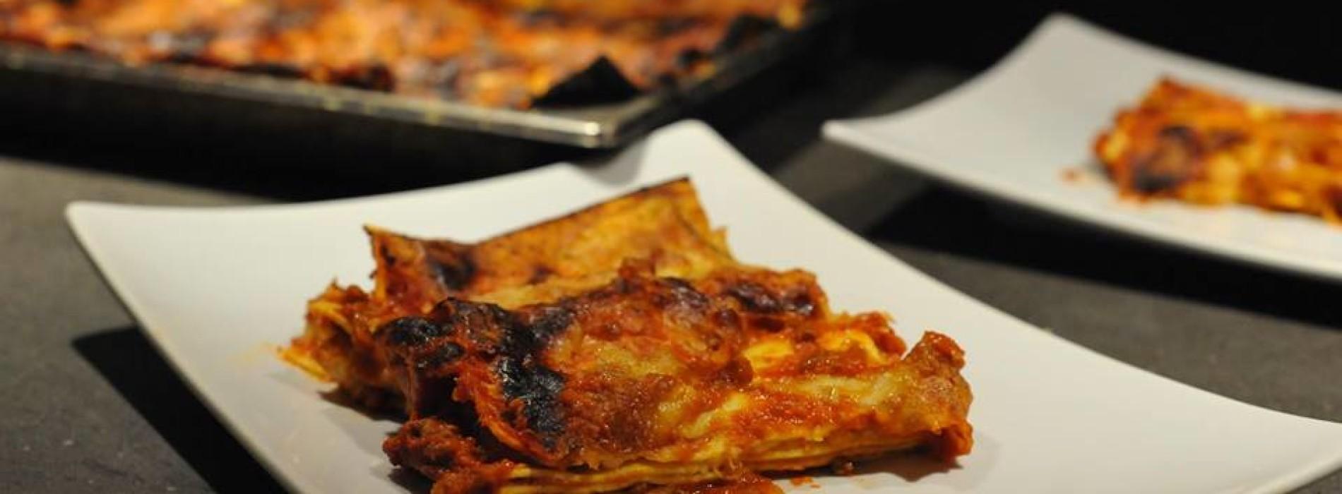 Brunch Roma marzo 2016, i migliori indirizzi e una novità: la lasagna cotta al forno a legna di CucinAtipica