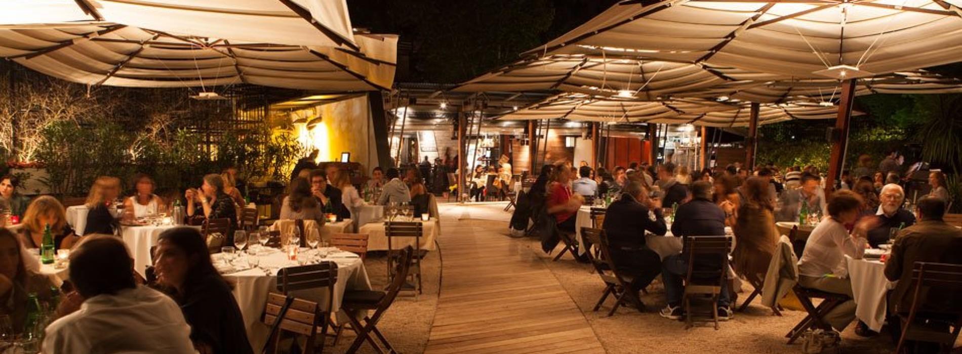 Dove mangiare all\'aperto ai Parioli Roma: cinque ristoranti