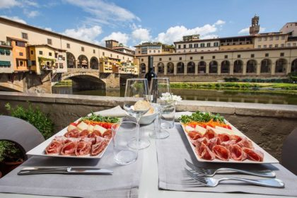 Florence in 24 hours: the best restaurants for breakfast, lunch, aperitivo and dinner
