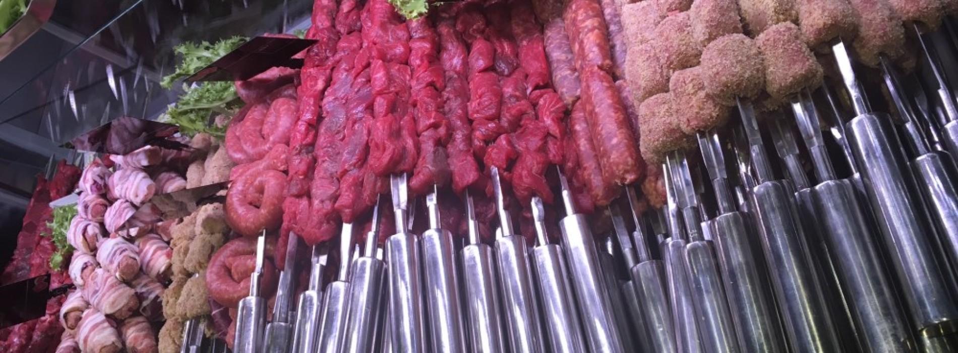 Macello spaderia e mescita Roma, ristorante di carne a Ponte Milvio