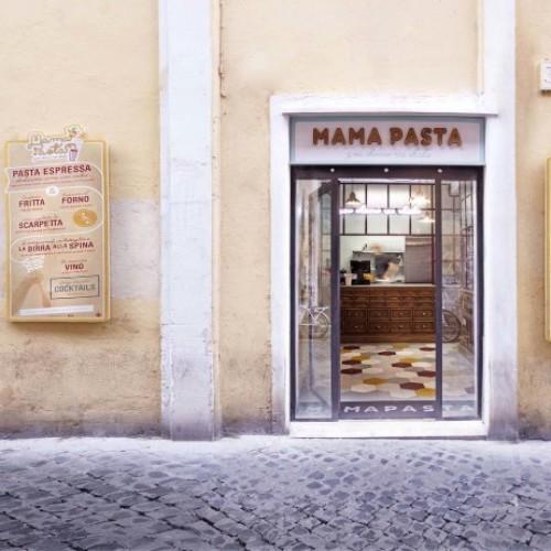 """Mama Pasta Roma, a Trilussa la pasta è """"street"""""""