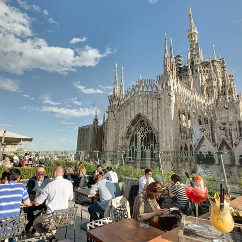 Pausa pranzo Milano vicino al Duomo: Maio, Ottimo Massimo, Panini Durini, That's Vapore e Sushi Yokohama