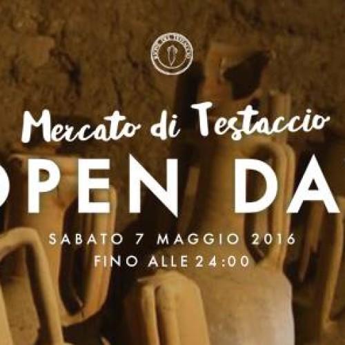 Mercato di Testaccio Roma open day: la rinascita gourmet per i banchi di via Galvani