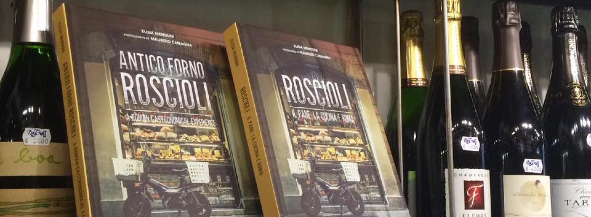 """""""Roscioli il pane la cucina e Roma"""", il libro (voluto da Bonilli) che racconta la storia dell'antico forno"""