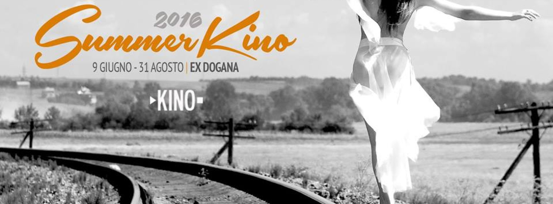 Kino all'ex Dogana Roma: cinema all'aperto e tanto food, da Pizza Trieste a Zum