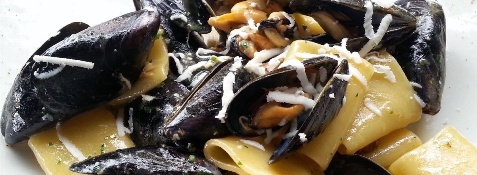 Sagre Lazio giugno 2016: festa delle cozze a Fiumicino e delle fettuccine all'Isola del Liri
