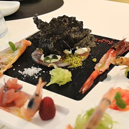 Livello 1 a Roma, il nuovo ristorante di pesce in zona Eur (con la consulenza di Felice Lo Basso)