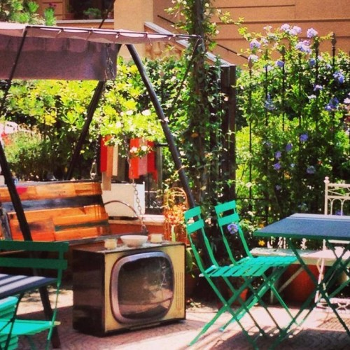 Dondolo Roma, bagel e frittelle (e dolci in tazza) a Montesacro